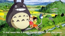 Totoro Theme Song - My Neighbor Totoro (Lyrics) (HD)