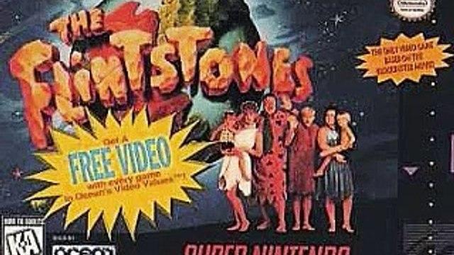 The Flintstones SNES OST - Flintstones Theme