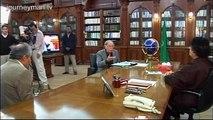 Muammar Gaddafi Interviewed Just Before Libyan Revolution
