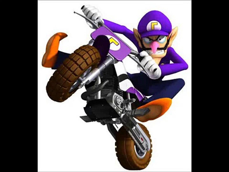 Mario Kart Wii Waluigi Voice Video Dailymotion