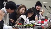 Behind The Scenes of MARRIAGE CONTRACT – Script Reading! [Eng Sub]   Starring UEE and Lee Seo Jin! (FULL HD)