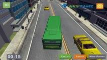 City Bus Parking Parking Games Online Free Car Parking Game 3D Bus Parking 3D