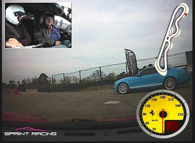 Votre video de stage de pilotage  B017280216SP0022