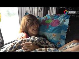 Cherrybelle - Perjalanan pulang dari Sukabumi