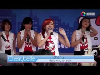 Cherrybelle Car Free Day with Hello Kitty eps 2