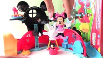 Unboxing Mickey Mouse Clubhouse Toys Video Review based on full episodes cartoon