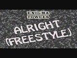 Rapper KILLS Logic Ft. Big Sean - Alright Instrumental    Enigma Towles    (@EnigmaTowles)