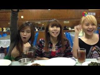 Perjalanan Cherrybelle - Karnaval SCTV Semarang 22 - 23 Februari 2014