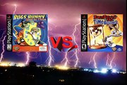 VGB - Bugs Bunny Lost in Time (1999) Vs Bugs and Taz Time Busters (2000)