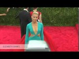 Celebrities walk the Met Gala Red Carpet