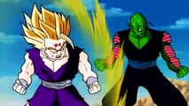 DBZ - Cell messed up Gohans arm [720p HD]