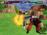 Dragon Ball Z Budokai Tenkaichi Gameplay ps2