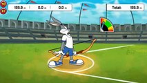 The Looney Tunes Show - Bugs Bunny & Daffy Duck Archery Game