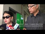 Enzo Pastor's parents ask daughter-in-law Dalia Guerrero to face charges