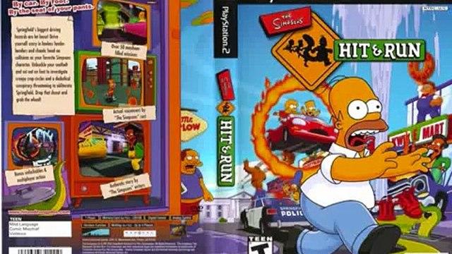 Simpsons Hit n Run Homers Theme