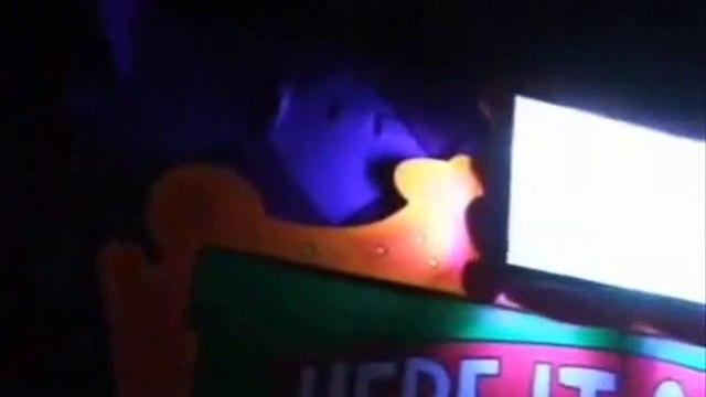 YTP: Robot Mortal Super Mario Bros Ride the Simpsons Ride