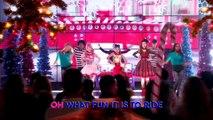 Make It Pop | 'Jingle Bells Official Karaoke Version | Nick