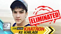 Faisal Khan ELIMINATED | Khatron Ke Khiladi 7 | Arjun Kapoor