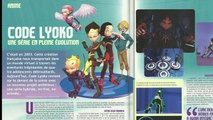 Code Lyoko Evolution production update- new details on the filming (Watch in HD)