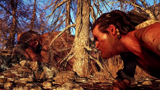 """Let's Play Far Cry Primal Part 1 """"Tiger!"""" (English)"""
