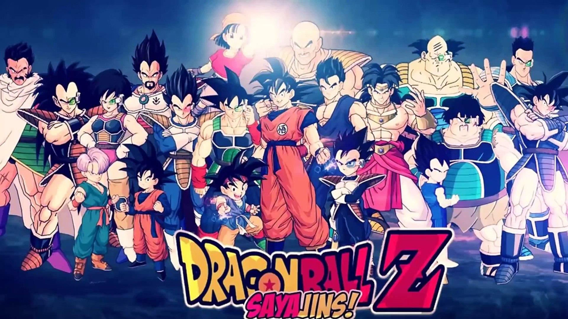 Dragon Ball Dbz The Forms Of Super Saiyan 1 100 X