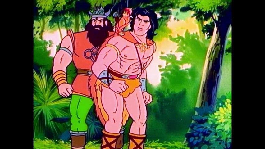Conan The Adventurer - Let Them Cross The Pool!