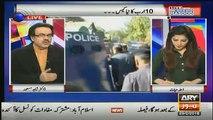 Dr Shahid Masood badly taunts Shahid Khaqan Abbasi