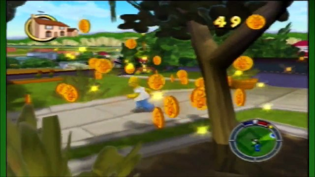 Lets Play: The Simpsons Hit & Run for the PS2: RAM THEM ALL!!!: Part 1