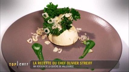 La quiche lorraine d'Olivier Streiff