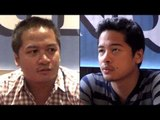 Urian nominees for Best Actor: Ping and Alex Medina