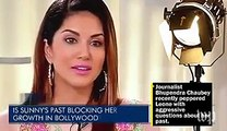 Former porns stars Sunny Leone finds support in India after tough interview