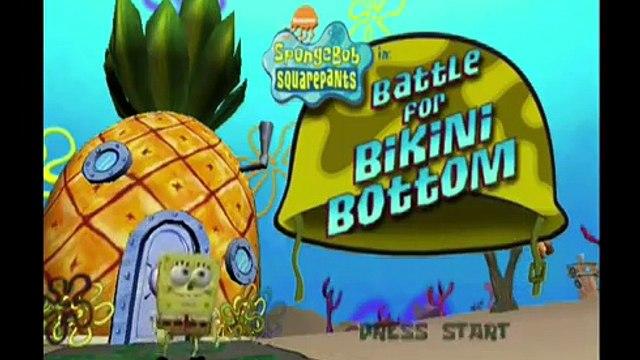 Spongebob Squarepants: Battle for Bikini Bottom ~ Episode 1: Intro & Bikini Bottom (Part 1/3)