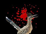Road Runner from Hell. Man vs Road Runner. Horror Show.One Man One Bird.1st Class Productions