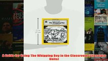 Download PDF  A Guide for Using The Whipping Boy in the Classroom Literature Units FULL FREE