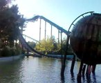The tidal wave ride at thorpe park