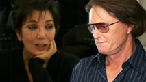 Kris Jenner -- Tells Bruce ... I Never Saw This Coming