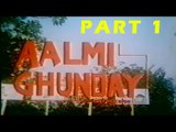 Aalmi Ghunday - Pakistani Action Movie Part 1
