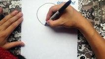 Como dibujar a charlie Brown de snoopy | how to draw charlie brown