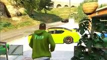 GTA V - Pimp My Ride  Obey 9F Cabrio Sports Audi R8 Car Tuning Customization (GTA V)