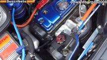 Peugeot 206 Tuning modificado soundstream car audio puertas verticales rines de lujo FULL HD