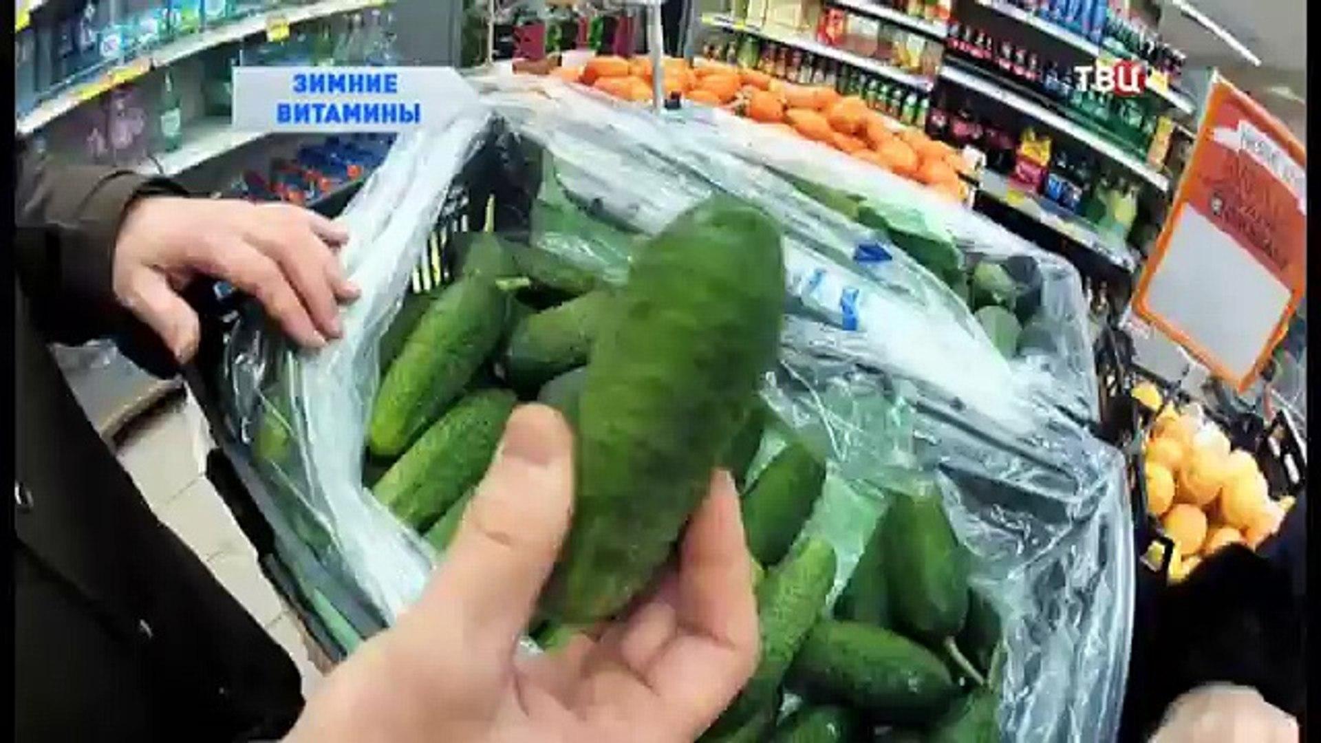 Зимние витамины. Овощи. Без обмана