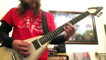 Go Into The Water - Dethklok (Guitar Cover in D standard)