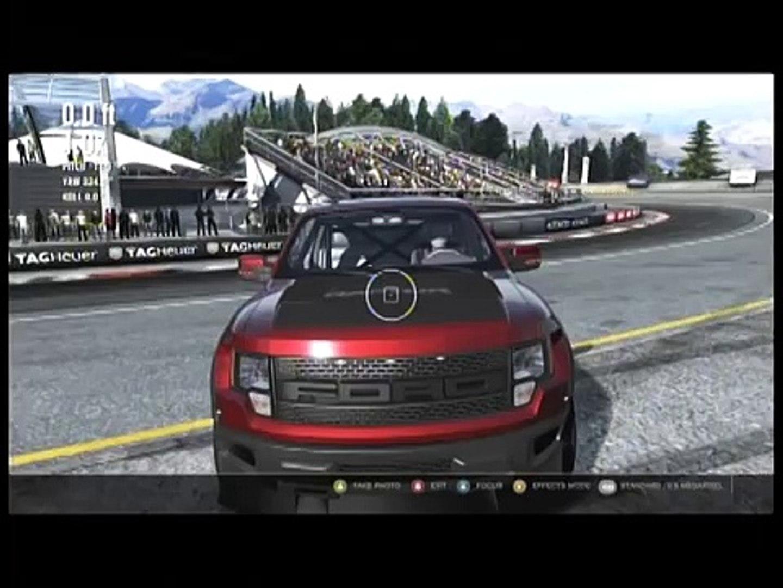 2011 Ford F150 SVT Raptor Forza Motorsport 4