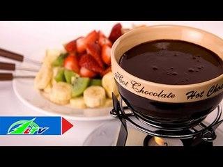 Lẩu Chocolate ngọt ngào không thể chối từ | LTV