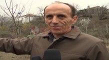 """Erozioni nga lumi, në fshatrat e Mirditës """"zhduken"""" 30 ha tokë nga Fani- Ora News-"""