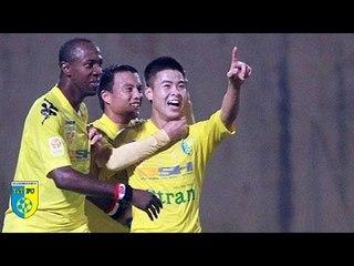 Hà Nội T&T vs Đồng Tâm Long An - V.League 2015 | FULL