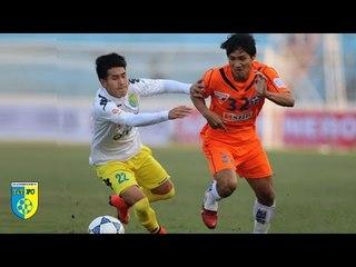 Hà Nội T&T vs SHB Đà Nẵng - V.League 2015 | FULL
