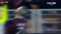 Jeremy Menez Goal AC Milan 1 - 0 Alessandria Coppa Italia 1-3-2016