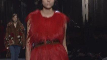 Blumarine Fall Winter 16/17 Fashion Show