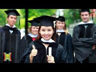"""Vạch bước tương lai cùng """"Cửa sổ du học""""   HanoiTV"""